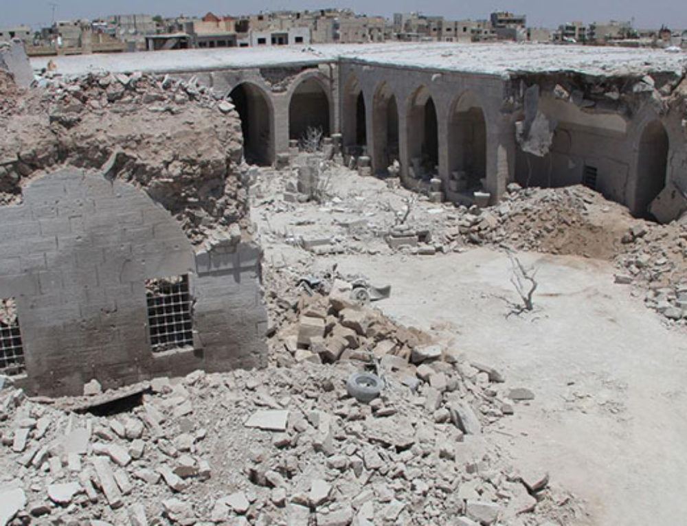 War, More Than ISIS, Is Destroying Syria's Ancient Sites