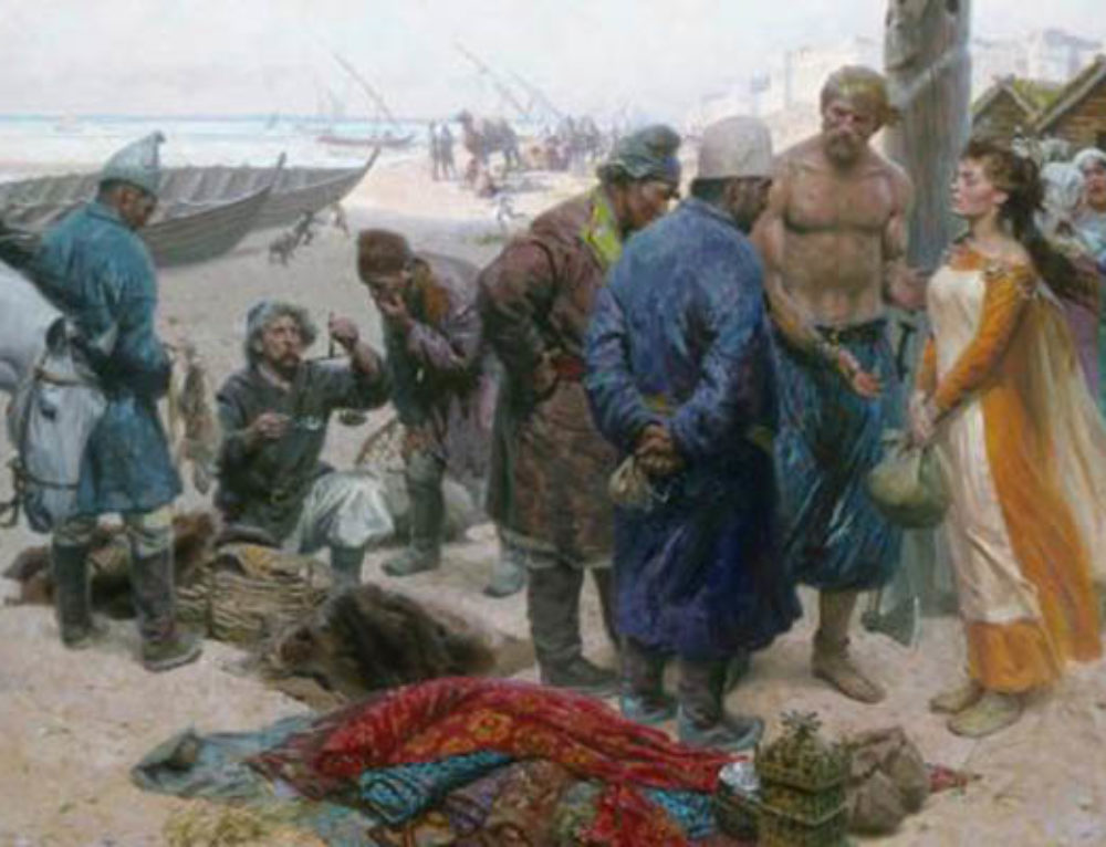 Kinder, Gentler Vikings? Not According to Their Slaves